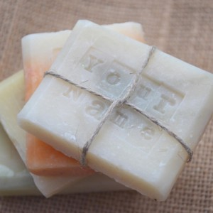 hand made guest soaps